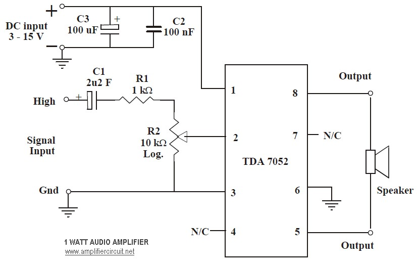 Audio       Amplifier    Archives  Page 25 of 25     Amplifier