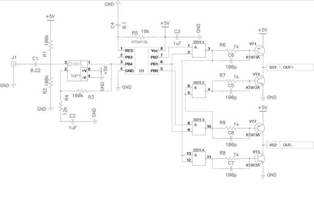 Class D amplifier Archives - Amplifier Circuit Design
