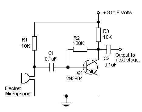 simple audio lifier circuit on simple circuit schematic designFordegrsystemdiagram 1990 Bronco Xlt50replaced Fuel Pumpegr #4
