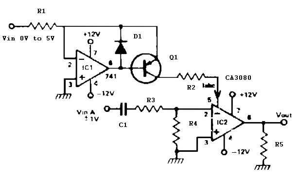 voltage controlled amplifier archives
