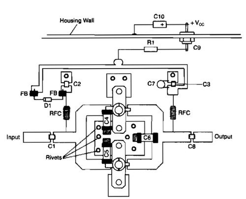 rf amplifiers circuit archives