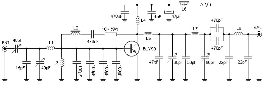 power       amplifier    for FM Archives     Amplifier       Circuit    Design