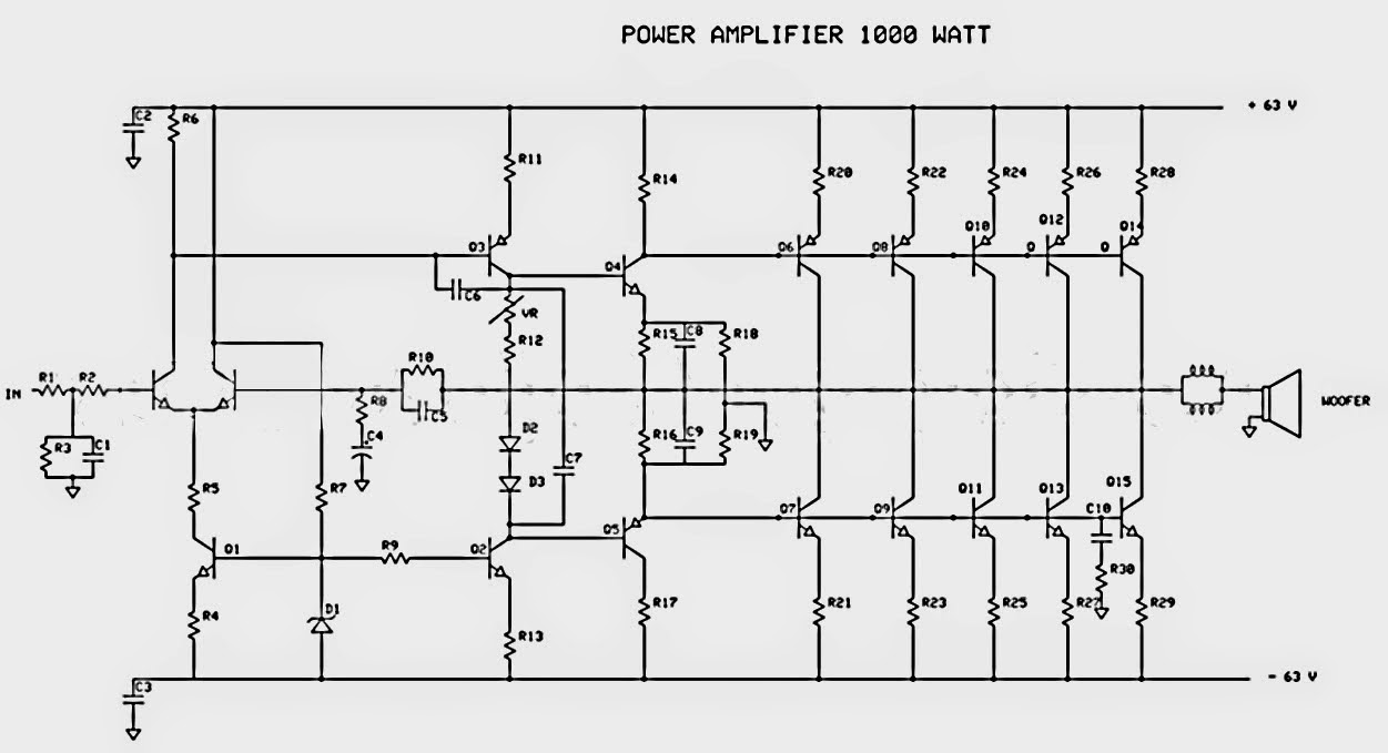 Diagram Of 100w Power  lifier in addition Bridge 4 Channel   Wiring Diagram besides Diy Tube   Schematics Set as well lifier Circuit Diagrams 1000w besides Car Audio Capacitor Wiring. on car dual lifier wiring diagram