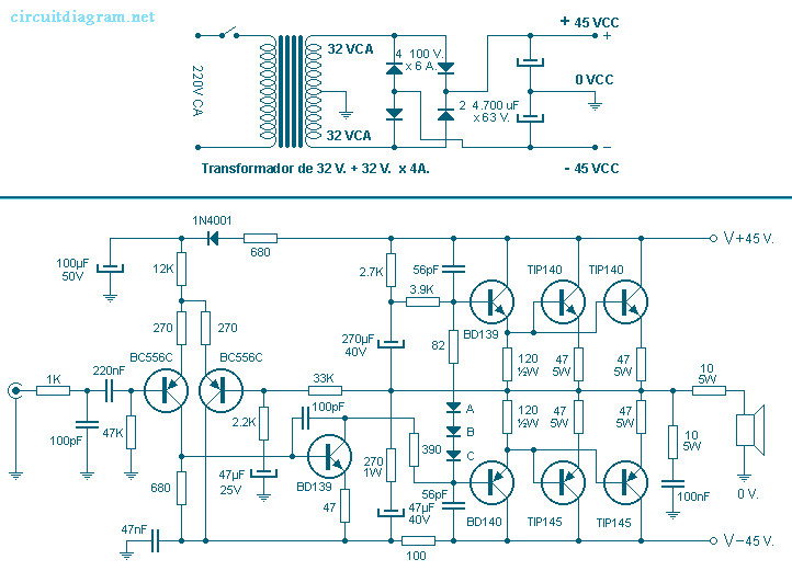 Behringer Amp Schematic - Wiring Diagrams List